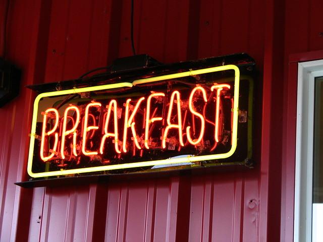 Snídaně = základ dne