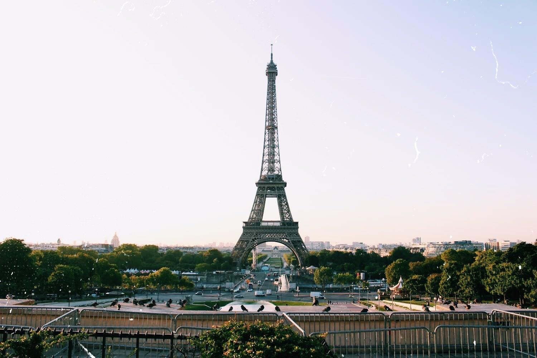 PARIS – travel diary 1. díl